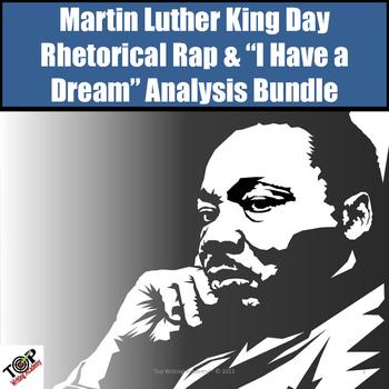 Martin Luther King Jr. I Have a Dream Rhetorical Rap & Ana