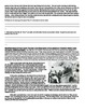 Civil Rights Movement Common Core Text-based Answers Activity