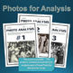 Civil Rights - Photo Analysis Centers Activity (Teachers G