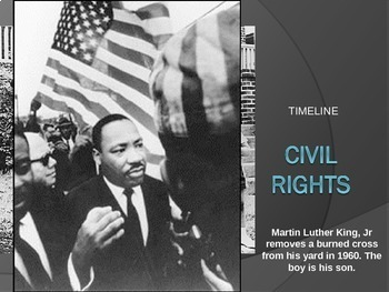 Civil Rights PowerPoint and Guided Notes