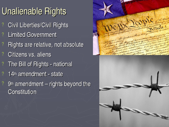 Civil Rights Powerpoint Presentation