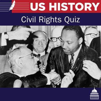 Civil Rights Quiz