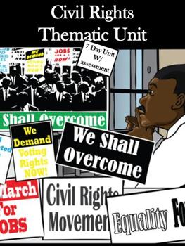 Civil Rights Thematic Unit