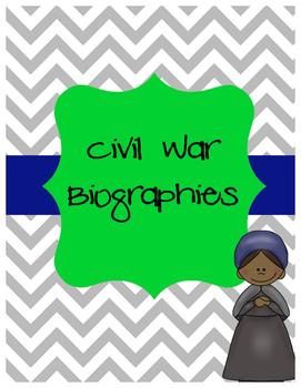 Civil War Biographies