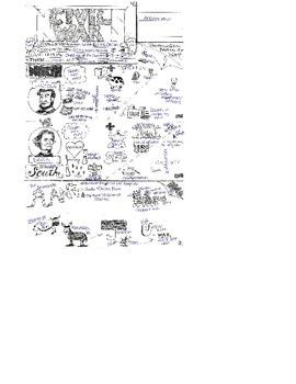 Civil War Cartoon Notes-11x17