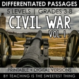 Civil War: Passages