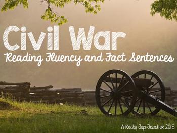 Civil War Fluency Facts