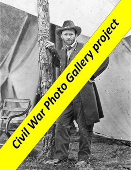 Civil War Photo Gallery Project