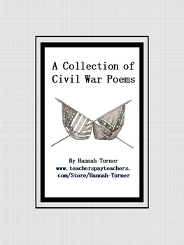 Civil War Poems Collection