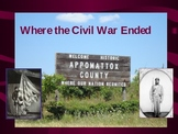 Civil War PowerPoint Series-Surrender at Appomattox Court House