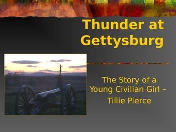 Civil War PowerPoint Series-Thunder at Gettysburg