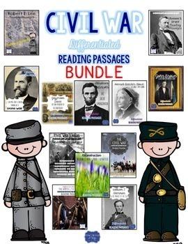 Civil War Passages