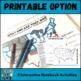 Civil War & Reconstruction In Texas INTERACTIVE NOTEBOOK