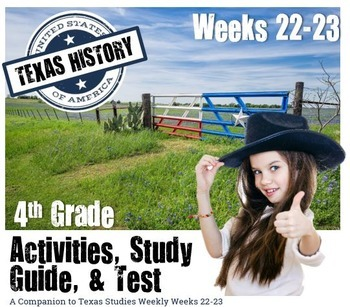 Civil War/ Reconstruction/ Slavery- Use with Texas Studies