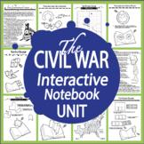 Civil War Unit~13 Engaging Lessons!