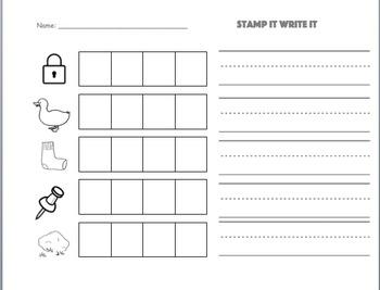 Ck Stamp and Write