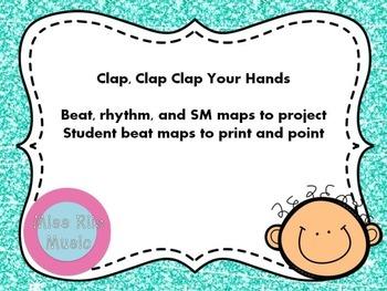 Clap, Clap, Clap Your Hands SM Version