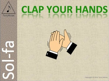 Clap Your Hands - Freebie
