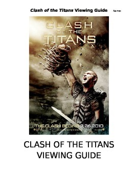 Clash of the Titans Viewing Guide