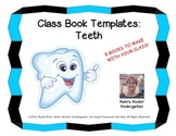 Class Book Templates: Teeth