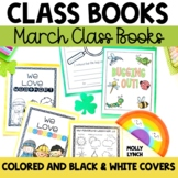 Class Books - March