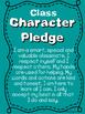 Class Character Pledge