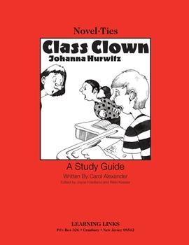 Class Clown - Novel-Ties Study Guide