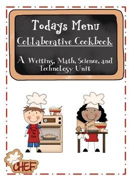 Class Cookbook, A writing, math, science, and technology u