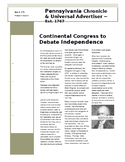 Class Debate - For/Against Independence