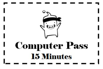 Class Dojo Computer Pass