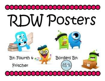 Class Dojo RDW Posters