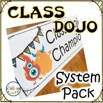Class Dojo System Pack