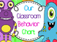 Class Dojo Themed Behavior Clip Chart & Weekly Chart