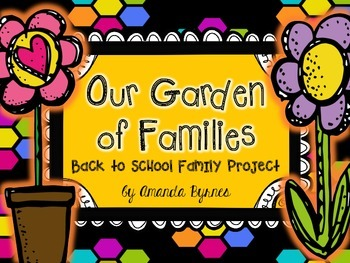 Class Family Project (Garden of Families)