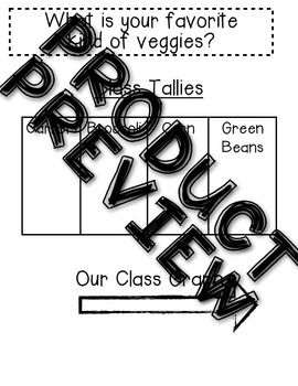 Class Graphing Booklet