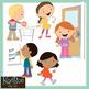 Classroom Helpers and Jobs Clip Art