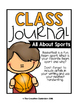March Class Journals