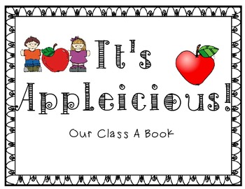 Class Letter Books