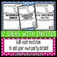 Class Party Planner EDITABLE