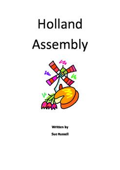 Class Play on Holland