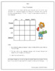 Class President Matrix Logic for Gifted and Talented or Br