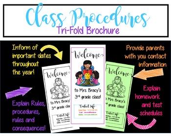 Class Procedure Brochure