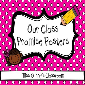Class Rule Posters