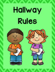 Class Rules Page-Sized Posters (Expanded Version)