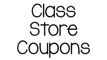 Class Store Coupons