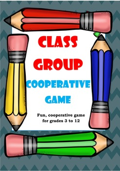 Class and Group Games (co-operative)