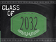 Class of 2017-2032 : Graduation Date Signs