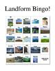 Class set of Geography Landform Bingo Cards!