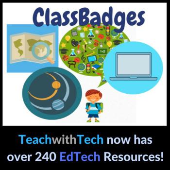 ClassBadges Award Student Badges