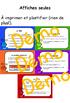 Classes de mots - Affiches